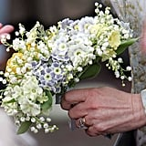 Wedding Flowers: Camilla, Duchess of Cornwall
