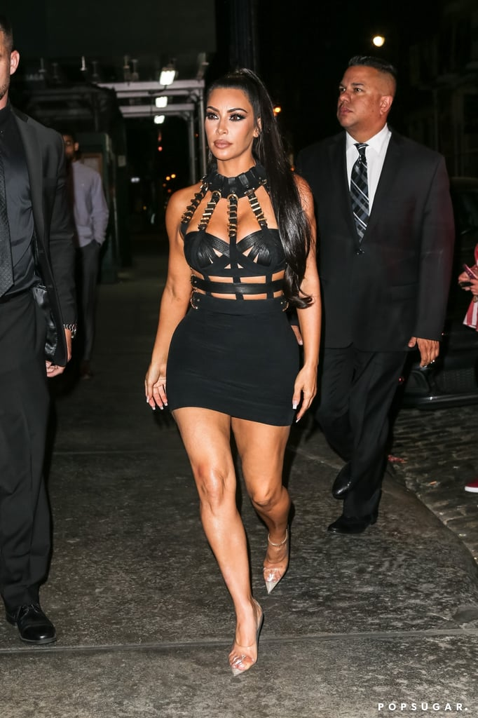 Kim's Met Gala Afterparty Dress
