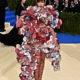 Rihanna Met Gala Dress 2017