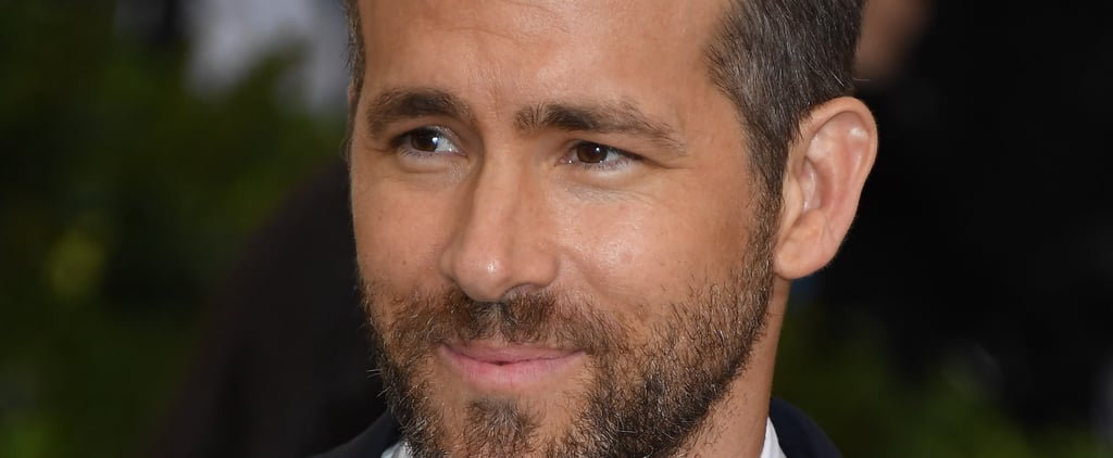 So, Um, the Story Ryan Reynolds Told His 3-Year-Old About Santa Took a Pretty Dark Turn