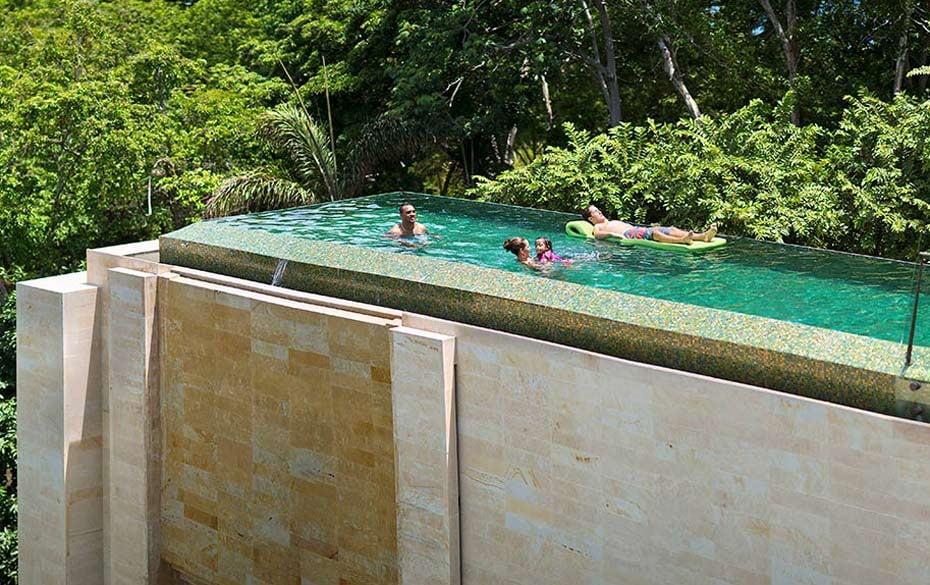 Kardashian Family Stays At Villa Manzu In Costa Rica