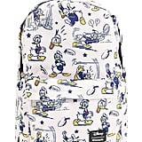 Loungefly Donald Duck Print Backpack