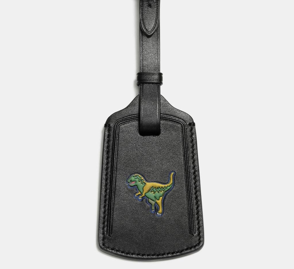 Coach Luggage Tag ($65)