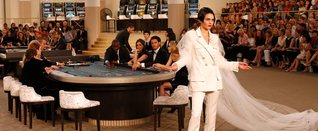A Brief History of Chanel's Most Over-the-Top Fashion Show Sets