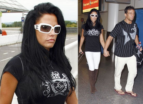 Photos of Katie Price and Alex Reid