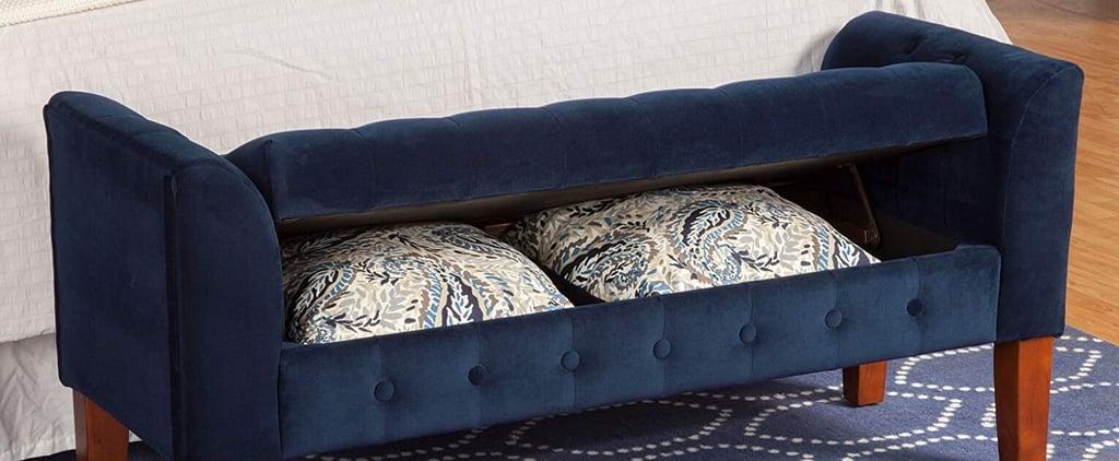 Best Ottomans With Storage