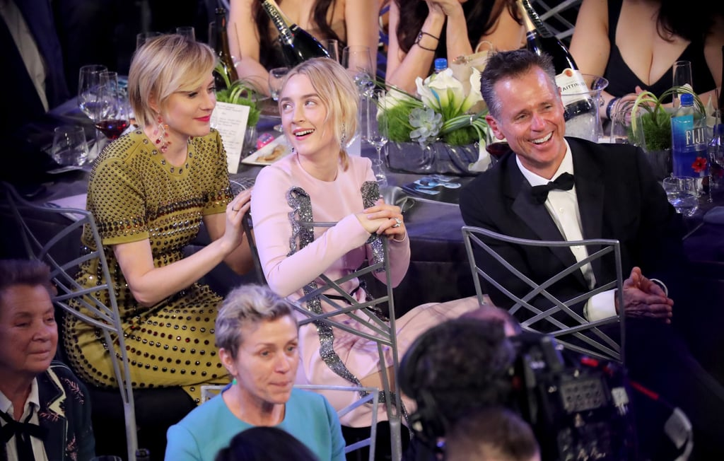 The two were inseparable at the Screen Actors Guild Awards.