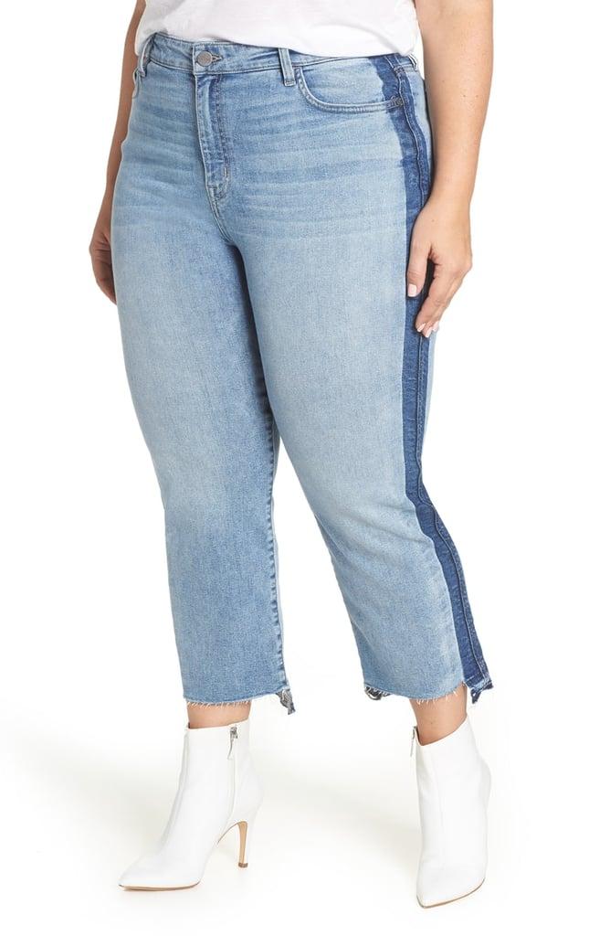 Sanctuary Modern High Waist Crop Jeans