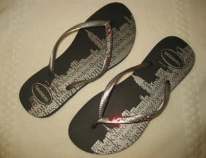 Fab's Custom Havaianas: Love It or Hate It?