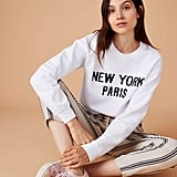 Lou & Grey Rxmance NY Paris Sweatshirt