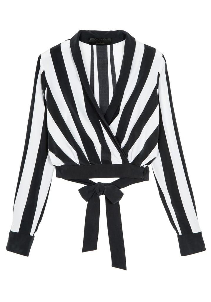 Stripe Low V Top ($245)