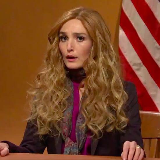 Watch Chloe Fineman's Impression of Nicole Kidman on SNL