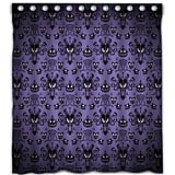 Happy Halloween Haunted Mansion  Shower Curtain
