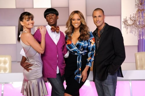 "ANTM Beauty Quiz: ""What Happens in Vegas/Fun and Games"""
