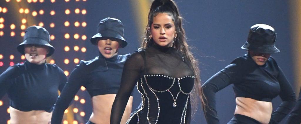 Rosalia and Ozuna 2019 MTV VMAs Performance