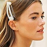 Bennet Pearl Hair Clip Set