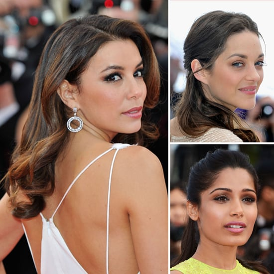 Beauty Looks From the 2012 Cannes Film Festival