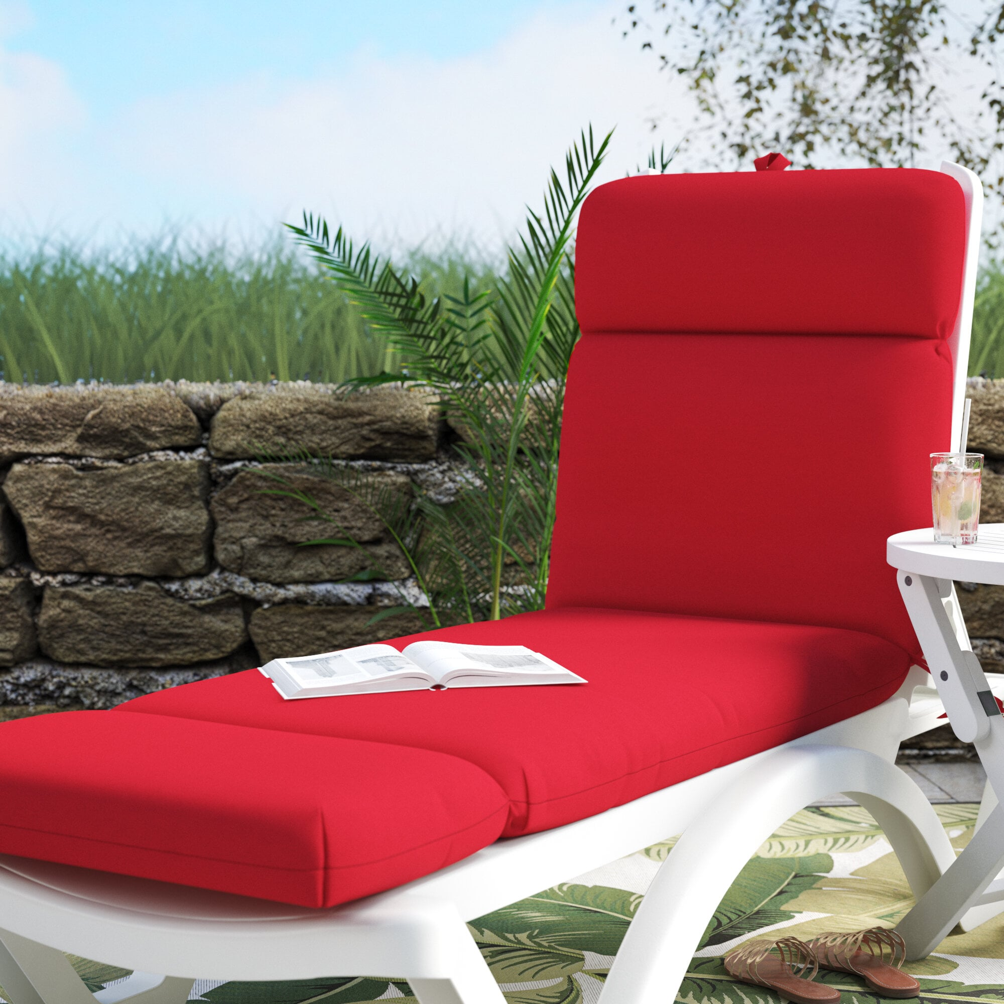 Best Outdoor Pillows And Cushions From Wayfair Popsugar Home