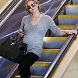 37. Hilary Duff's Pregnancy