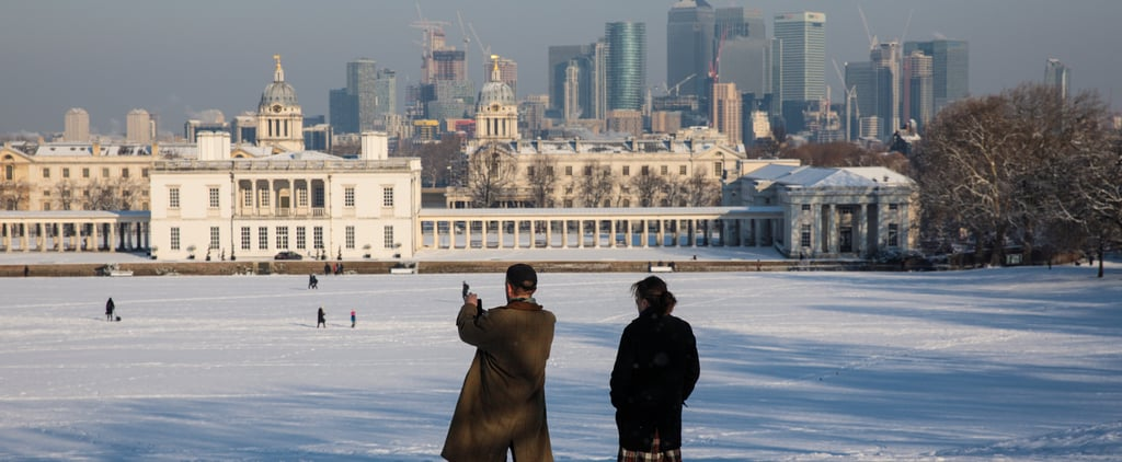 32 Pictures That Prove Britain Looks Even More Beautiful in the Snow