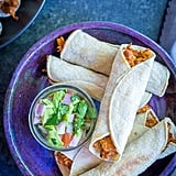 Jackfruit and Pinto Bean Taquitos