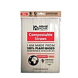 Natural Home Compostable Straws