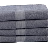 Premium Bamboo Cotton Bath Towels