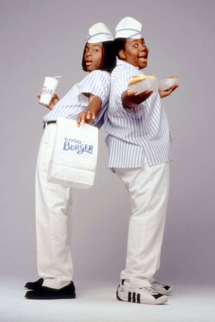 Let's Revisit the Good Old Good Burger Days, Shall We?
