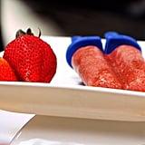 Strawberry-Basil Limeade