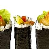 Tempura Prawn Sushi Roll