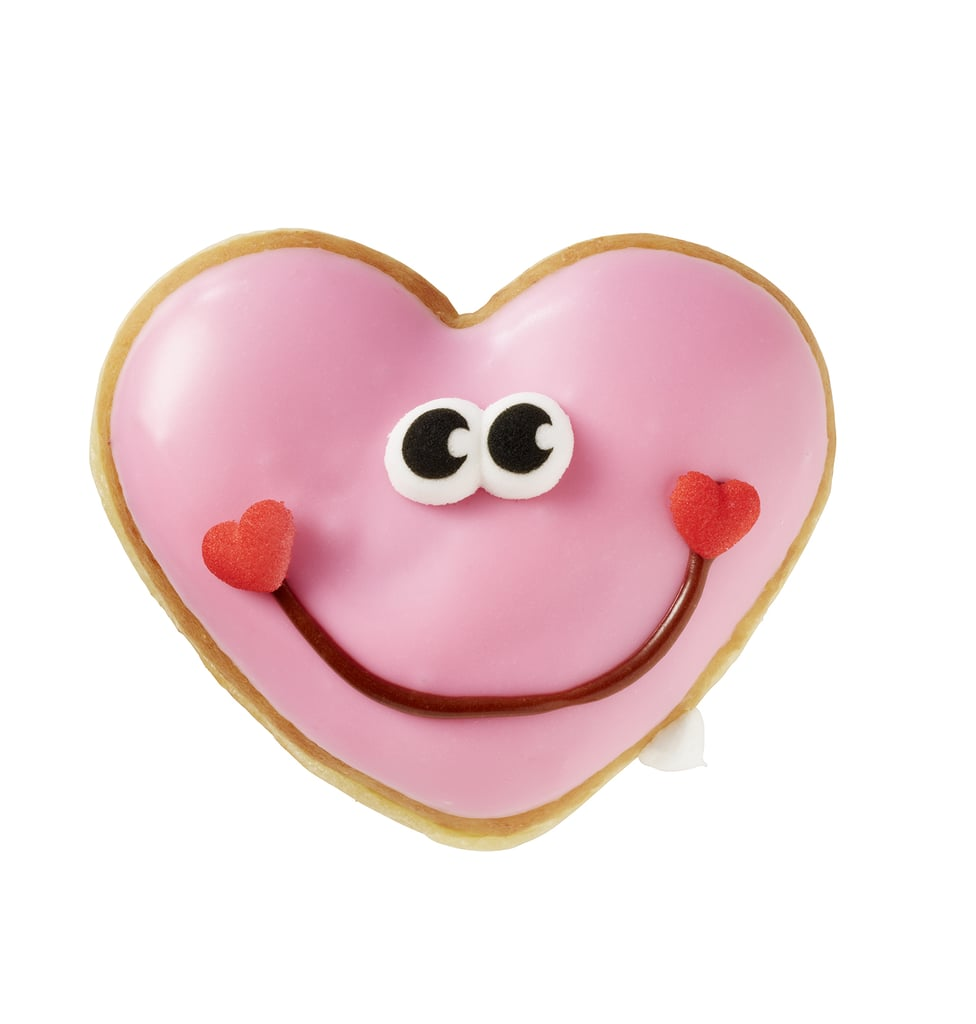 Krispy Kreme Happy Heart Doughnuts