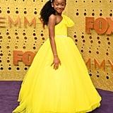 Faithe C. Herman at the 2019 Emmys
