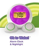 Ok to Wake Alarm Clock