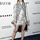 Sophie Turner at an Evening Honoring Louis Vuitton and Nicolas Ghesquière in 2017