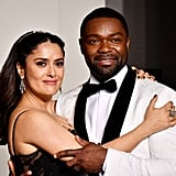 Pictured: Salma Hayek and David Oyelowo