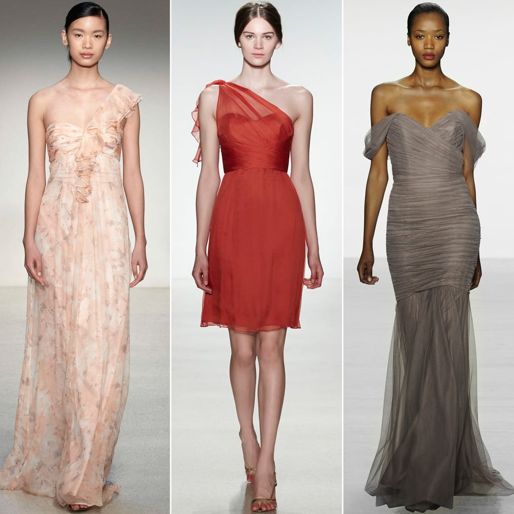 Best bridesmaid dresses from amsale popsugar fashion the 10 most gorgeous bridesmaid dresses from amsale ombrellifo Gallery