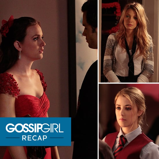 "Gossip Girl Recap ""Crazy, Cupid, Love"""