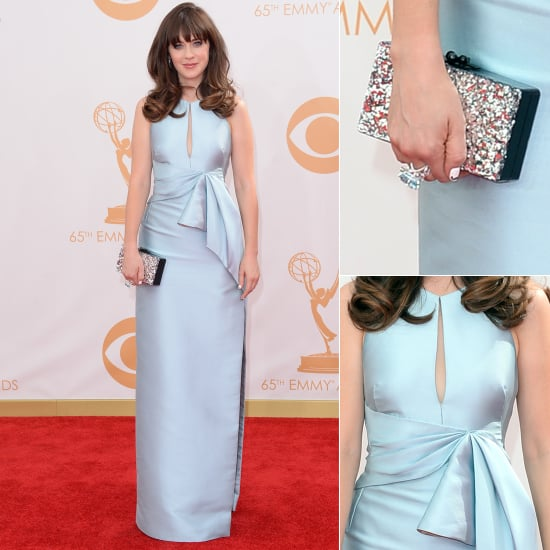 2013 Emmys: Zooey Deschanel