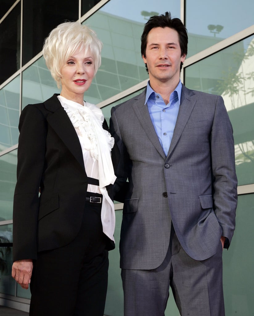 Who Is Keanu Reeves's Mother, Patricia Taylor?