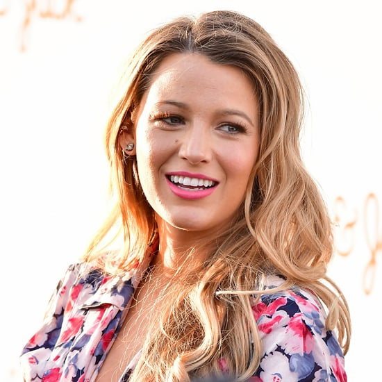 Blake Lively's Dress and Sneakers Instagram July 2016