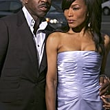 The two showed sweet PDA at the LA premiere of Akeelah and the Bee in April 2006.