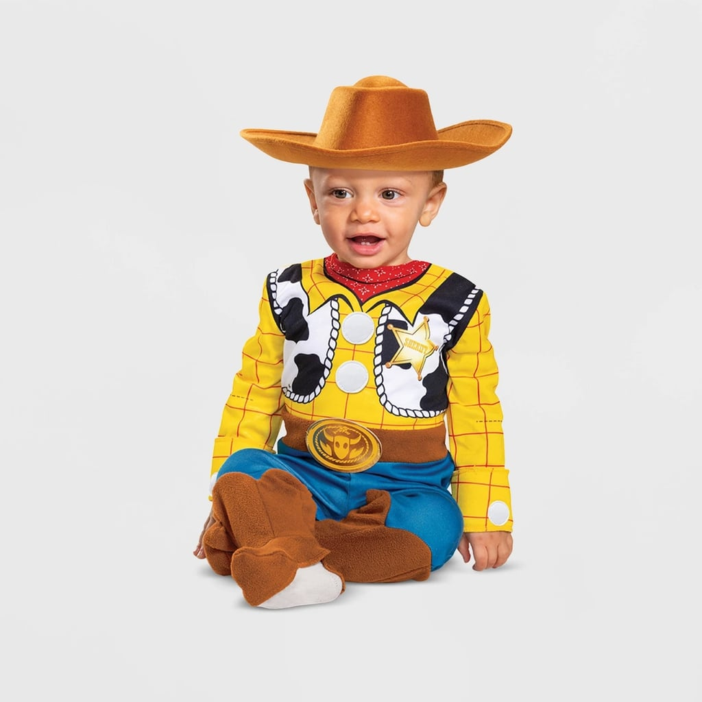 Halloween Makeup For Kids Boy.Baby Boys Disney Toy Story Woody Deluxe Halloween Costume