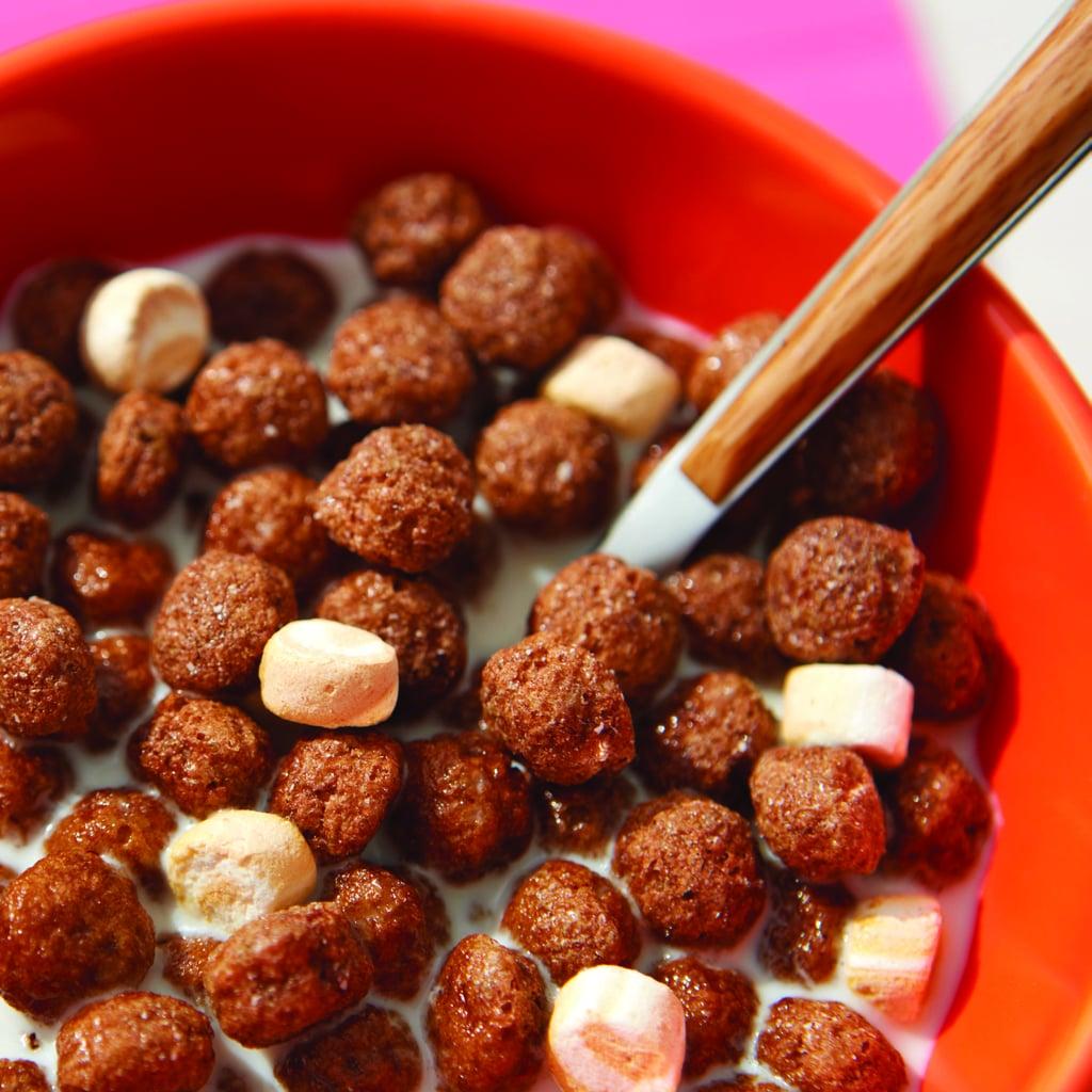 Dunkin' Donuts Has Caramel Macchiato and Mocha Latte Cereals