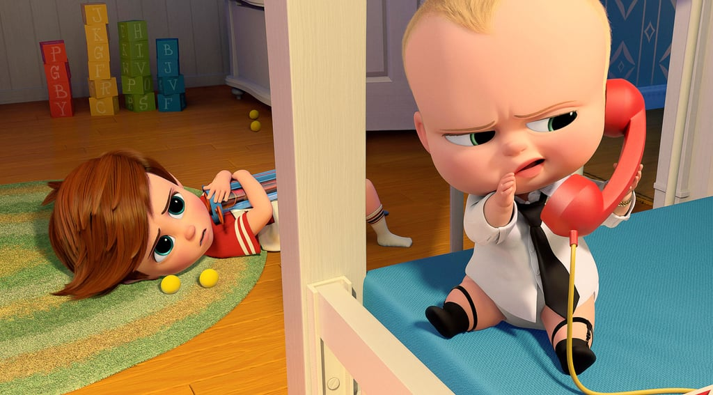 Why Did The Boss Baby Get an Oscar Nomination?