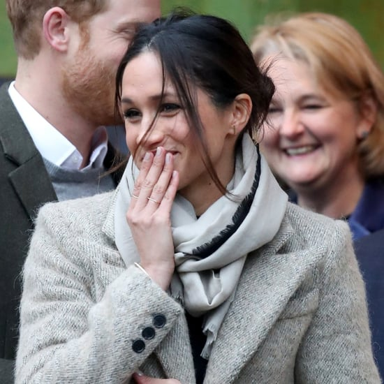 Meghan Markle Breaking Royal Protocol in 2018