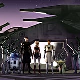 Star Wars: The Clone Wars Series