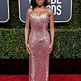 Regina King at the 2019 Golden Globes