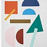 Now House by Jonathan Adler Chroma Elements Printed Canvas