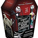Vintage  Set The Nightmare Before Christmas Trivial Pursuit Game