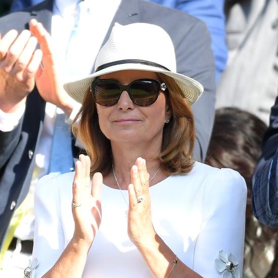 Carole Middleton Best Style Moments